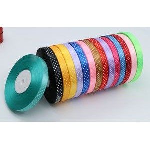 Stock Gift Packing Satin Ribbon Roll -7/9