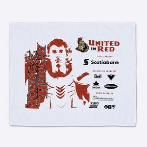 Flat Faced Microfiber Rally Towel (15